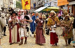 Festival Les médiévales de Crémieux (Isè