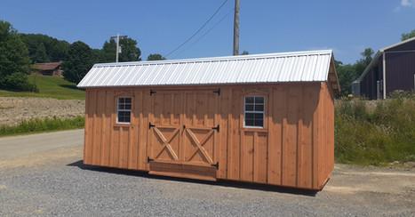 Amish Custom Shed