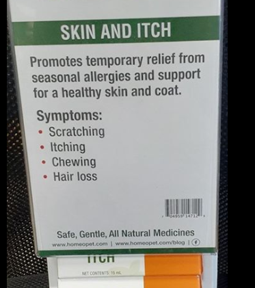 Do You Have an Itchy Pet?