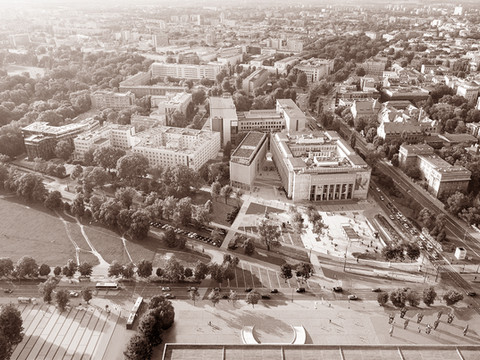 MSW aerial view