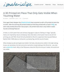 i.materialize blog