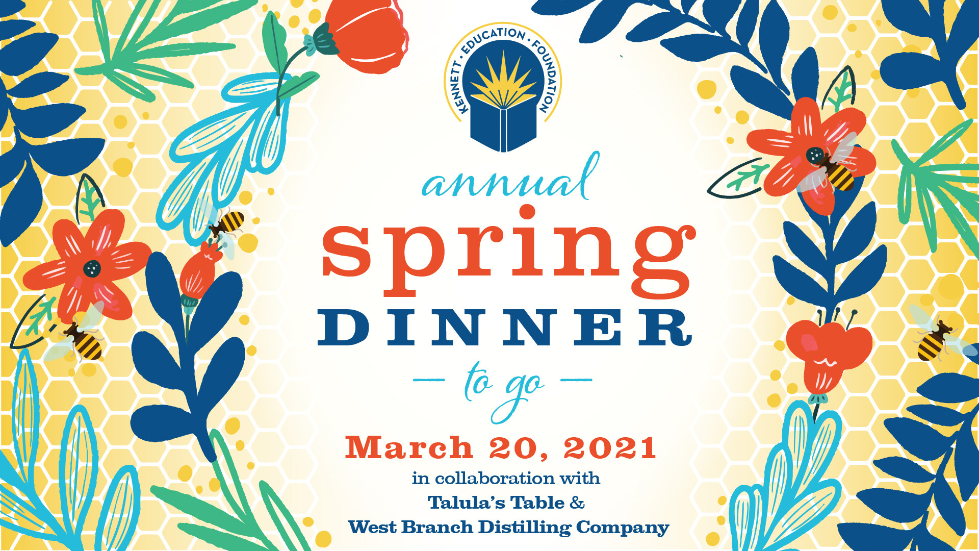 Kennett Education Foundation Spring Dinner