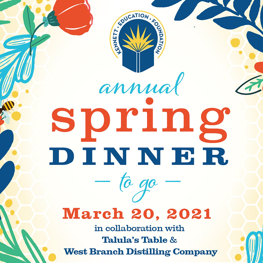 Annual Spring Dinner