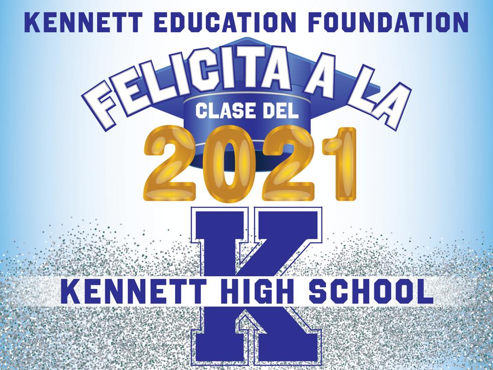 KEF Congratualtes Kennett High School 2021 Graduates