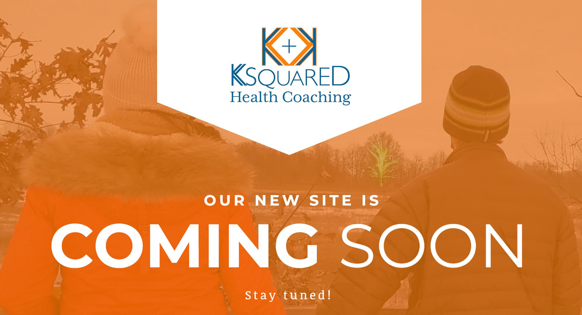 KSquared Health Coaching Website