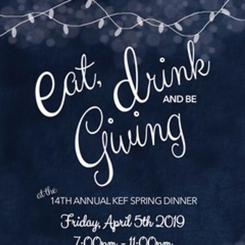 14th Annual KEF Spring Dinner