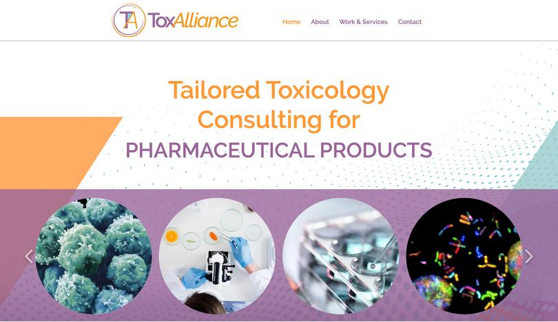 ToxAlliance Website