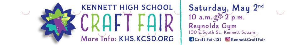 Kennett High School Craft Fair