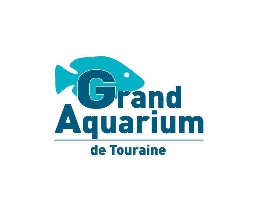 Logo Aquarium de Touraine