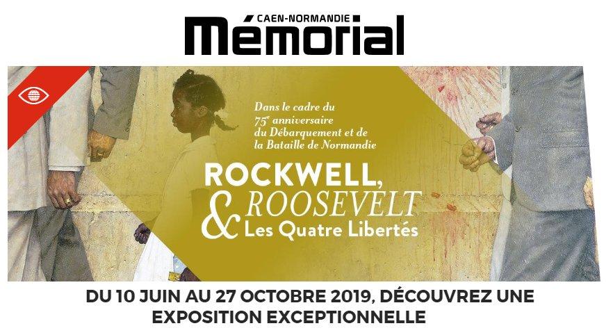 Expo ROCKWELL & ROOSEVELT