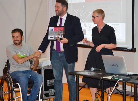 L'Aventure Michelin reçoit le trophée du « Tourisme Accessible 2017 »