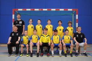 mD2 vs TSG Friesenheim II