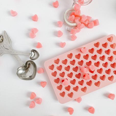 Cupid Sugar Hearts