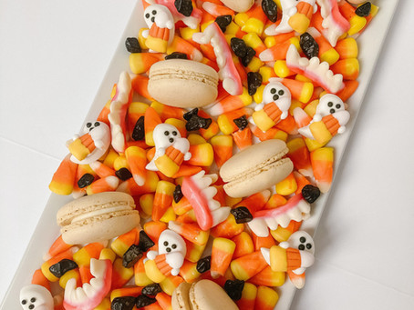 Candy Charcuterie...Halloween Edition