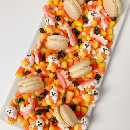 Candy Charcuterie...Halloween Edition