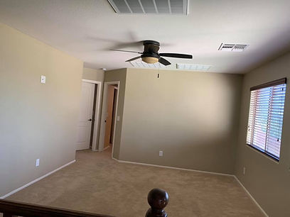 San Tan Valley Interior House Painting
