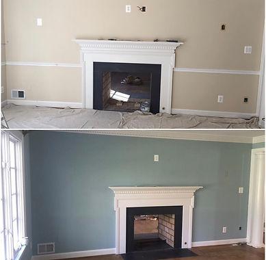 Phoenix Interior House Painting