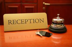 réception CapHotel