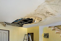 ES Inspections-water-damaged-ceiling