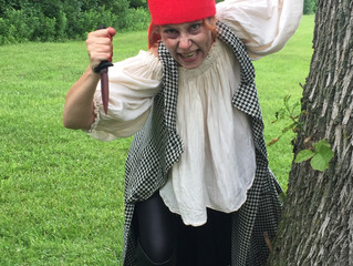 Rubeus the Redcap
