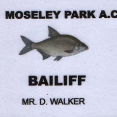 Bailiffs Card