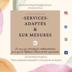 Services Adaptés et sur Mesures