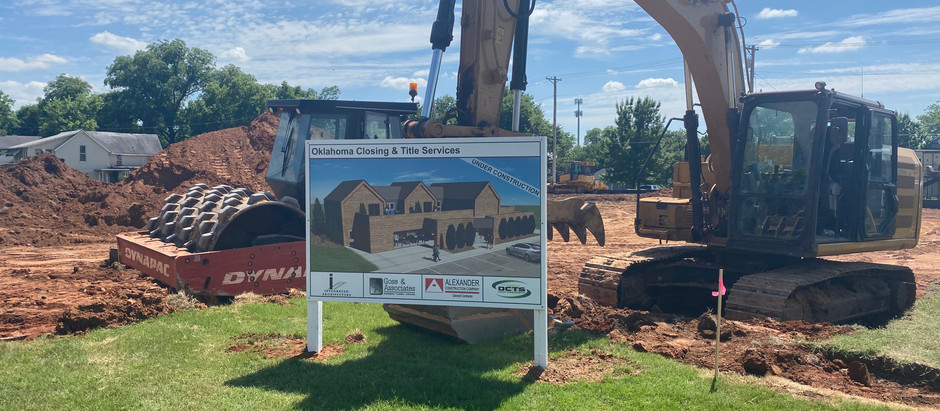 OCTS Breaks Ground!!!