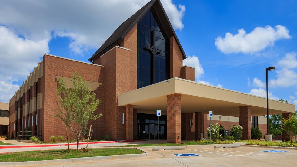 EDMOND FIRST BAPTIST CHURCH