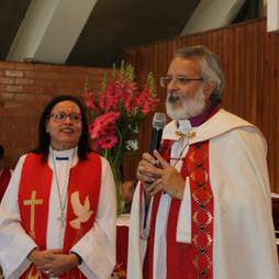 Sagração da Bispa Magda Guedes