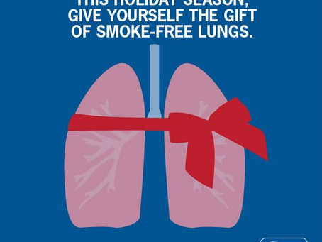 Quit Smoking or Using Other Tobacco for the Holidays