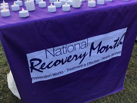 Celebrating Recovery with Surrounding Communities