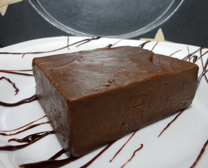 Plain Chocolate Fudge