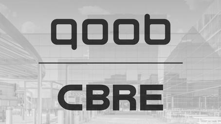 CBRE + QOOB