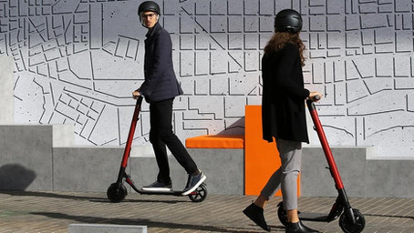E-scooter is not just a flashy trend!