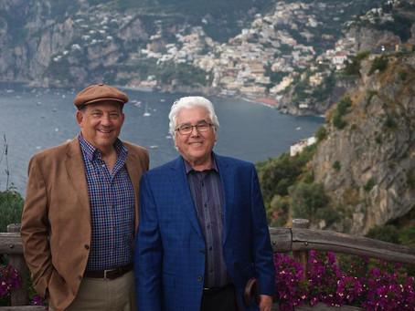 Historic Novel Tells Long Beach Tailor Umberto's Tale