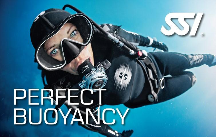 Perfect Buoyancy