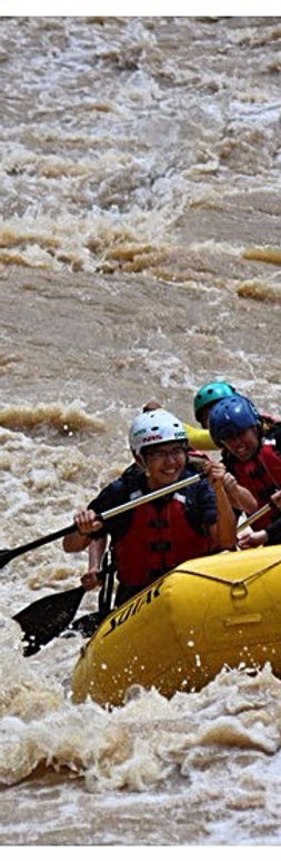 padas water rafting