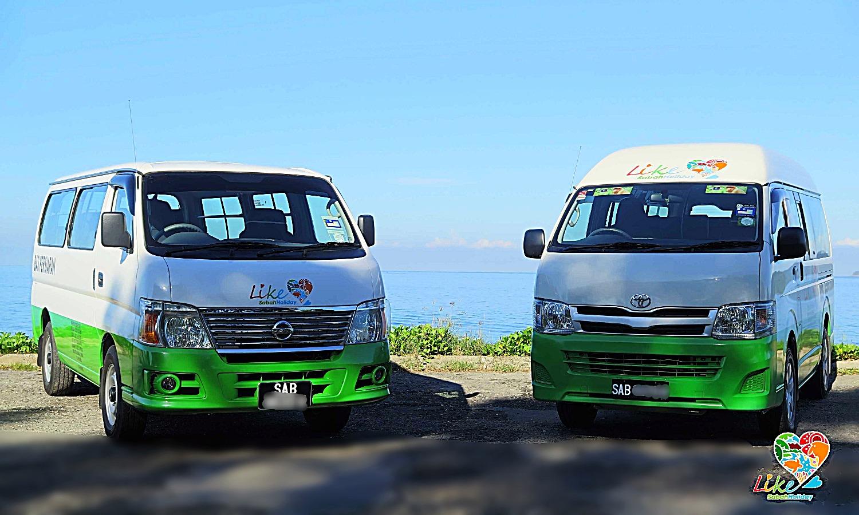 歡樂沙巴旅遊車