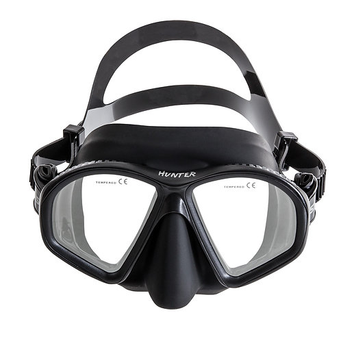 IST Hunter Freediving low-volume Mask