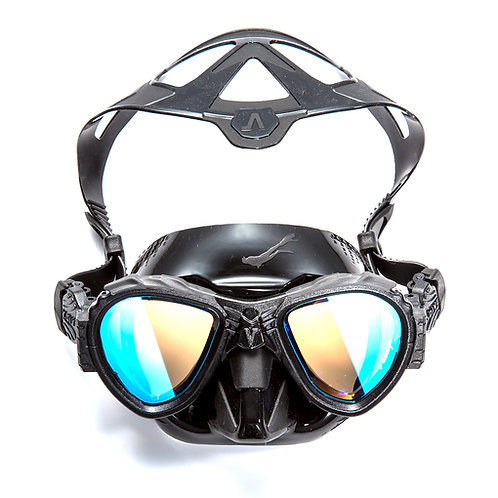 VDIVE Freediving Mask low-volume & Snorkel
