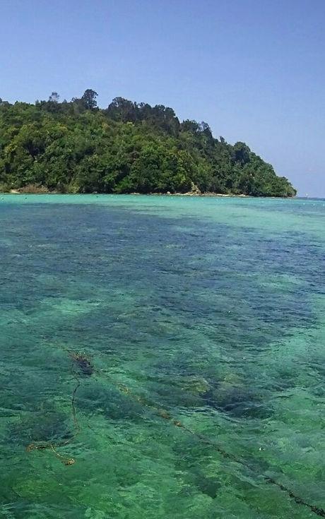 沙巴水上活動,沙比島,馬幕島,浮潛,潛水