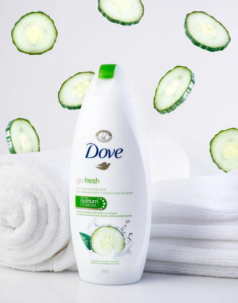 Dove Body Wash Product
