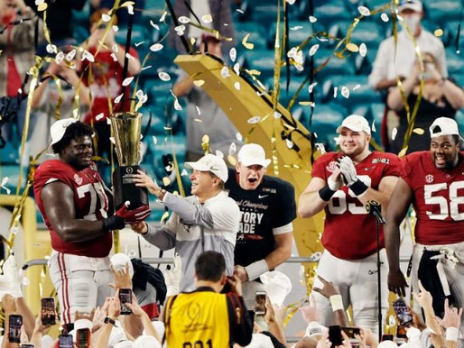 Winners and Losers of the 2020 College Football Season
