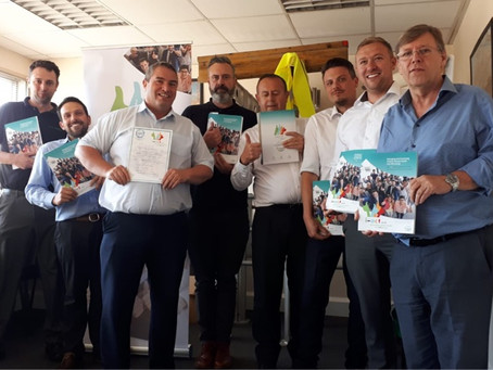 Leading plant hire company ensures managers in different branches across the UK are i-act trained