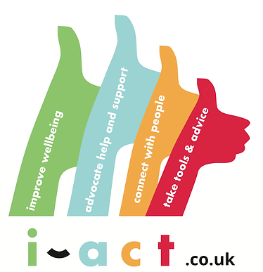 i-act model for positive mental health and wellbeing training