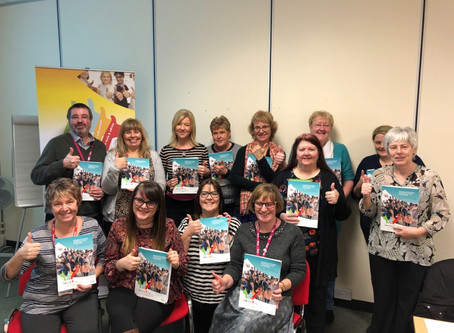 Managers at Wrexham Council receive i-act training