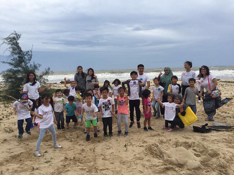 Creativate at Muara Beach