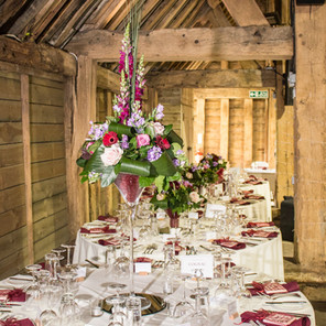 Priory Barn Table Centre's