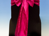 Black Chair Cover Available To Hire Now