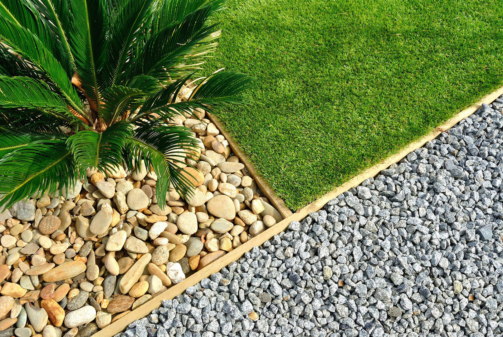 Pebbles and Stones for Landscaping